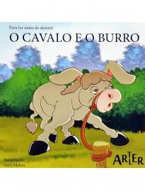 0 cavalo e o burro